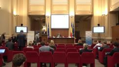 """Conferința organizată de Asociația Expert Forum cu tema  """"Five Years of Sanctions on Russia: Have They Worked?"""""""