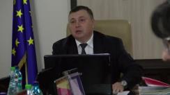 Ședința Consiliului Superior al Magistraturii din 19 noiembrie 2019
