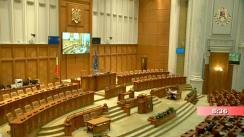 Ședința în plen a Camerei Deputaților României din 19 noiembrie 2019
