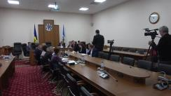 Ședința Curții de Conturi de examinare a Raportului auditului rapoartelor financiare ale Aparatului Președintelui Republicii Moldova încheiate la 31 decembrie 2018