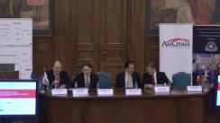 """Conferința cursdeguvernare.ro cu tema """"Buget și fiscalitate 2020: dinspre politica oficială spre mediul de afaceri"""""""