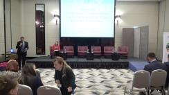 """Conferința organizată de Centrul Național al Romilor și Asociația """"MOTIVAȚIE"""" din Moldova, în parteneriat cu Entitatea Națiunilor Unite pentru Egalitate de Gen și Abilitarea Femeilor (UN Women) cu tema """"Participarea și reprezentarea femeilor în procesul de luare a deciziilor la nivel local"""""""