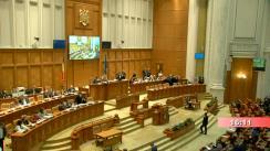 Ședința în plen a Camerei Deputaților României din 26 noiembrie 2019