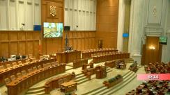 Ședința în plen a Camerei Deputaților României din 27 noiembrie 2019