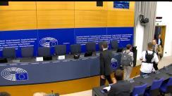 Conferință de presă a Președintelui Parlamentului European, David Sassoli, și a Președintelui ales al Comisiei Europene, Ursula von der Leyen