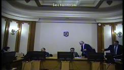 Ședința comisiei pentru industrii și servicii a Camerei Deputaților României din 27 noiembrie 2019