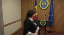Declarații după ședința Guvernului Republicii Moldova din 27 noiembrie 2019