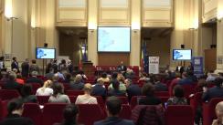 """Conferința anuală a Asociației Analiștilor Financiar-Bancari din România sub genericul """"Tabloul macroeconomic. Perspectivele mediului de afaceri"""", eveniment organizat cu sprijinul Băncii Naționale a României"""