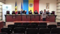 Ședința Comisiei Electorale Centrale din 29 noiembrie 2019