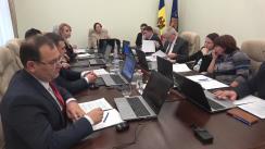 Ședința Consiliului Superior al Procurorilor din 28 noiembrie 2019. Interviul candidatului la funcția de Procuror General al Republicii Moldova, Vladislav Gribincea