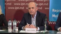 """Dezbateri publice cu tema """"Politica externă echilibrată: capacități, avantaje, riscuri"""""""