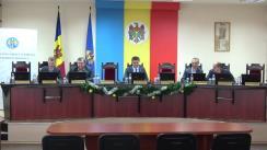 Ședința Comisiei Electorale Centrale din 3 decembrie 2019