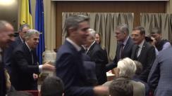 """Lansarea bancnotei aniversare cu tema """"Desăvârșirea Marii Uniri – Ion I.C. Brătianu"""""""