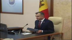 Ședința Guvernului Republicii Moldova din 4 decembrie 2019