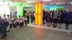 Expoziția cu vânzare a lucrărilor confecționate de către persoane cu dizabilități și copii din centrele de plasament