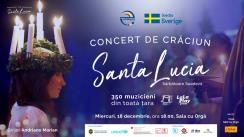 """Concert de Crăciun """"Santa Lucia"""""""