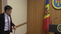 Declarațiile Ministrului Justiției, Fadei Nagacevschi, după ședința Guvernului Republicii Moldova din 4 decembrie 2019