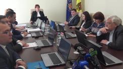 Ședința Consiliului Superior al Procurorilor din 6 decembrie 2019