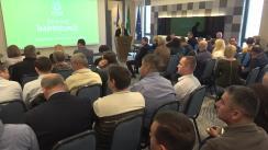 Ședința Consiliului Politic Național a Partidului Liberal Democrat din Moldova cu prilejul aniversării a 12-a de la fondarea partidului
