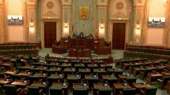 Ședința în plen a Senatului României din 11 decembrie 2019