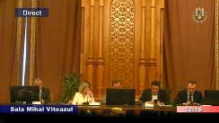 Ședința comisiei juridice, de disciplină și imunități a Camerei Deputaților României din 9 decembrie 2019