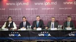 """Conferința de presă organizată de A.O. Asociația de Arbitraj din Republica Moldova cu tema """"Constituirea Curții de Arbitraj a mun. Chișinău"""""""