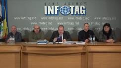 Conferință de presă organizată de Asociația Națională pentru Protecția Creației Intelectuale