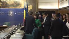 Ședința Guvernului României din 10 decembrie 2019