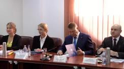 Ședința Consiliului Superior al Magistraturii a României din 10 decembrie 2019. Discursul Președintelui României, Klaus Iohannis