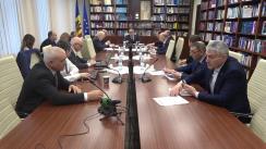 Ședința Comisiei securitate națională, apărare și ordine publică din 11 decembrie 2019. Audierea raportului Procuraturii Generale privind investigarea devalizării sistemului bancar