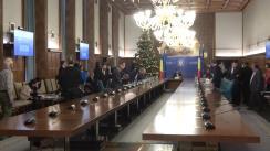 Ședința Guvernului României din 12 decembrie 2019