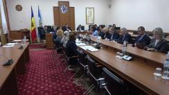 Ședința Curții de Conturi de examinare a Raportului auditului situațiilor financiare ale Agenției Servicii Publice încheiate la 31 decembrie 2018