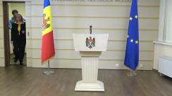 Conferință de presă susținută de deputații Partidului Acțiune și Solidaritate de prezentare a celor mai importante amendamente la Legea Bugetului de Stat 2020 și politica bugetar-fiscală