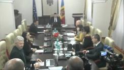 Ședința Consiliului Superior al Magistraturii din 13 decembrie 2019