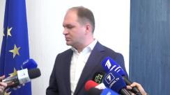 Declarații după ședința săptămânală a serviciilor primăriei Chișinău din 16 decembrie 2019