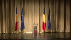 Alocuțiunea Președintelui României, Klaus Iohannis, susținută cu prilejul împlinirii a 30 de ani de la Revoluția română din Decembrie 1989