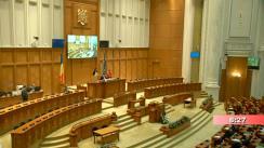 Ședința în plen a Camerei Deputaților României din 18 decembrie 2019