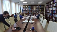 Ședința Comisiei economie, buget și finanțe din 18 decembrie 2019