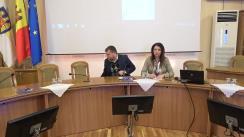 Conferință de presă susținută de fracțiunea Partidul Liberal din Consiliul Municipal Chișinău
