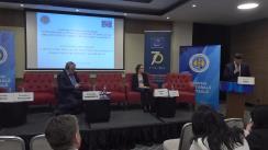 """Conferința post-electorală organizată de Comisia Electorală Centrală cu tema """"Consolidarea capacităților instituționale ale organelor electorale din Republica Moldova"""""""