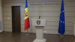 Declarația fracțiunii Platforma DA în timpul ședinței Parlamentului Republicii Moldova din 20 decembrie 2019