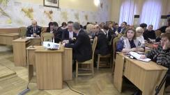 Ședința săptămânală a serviciilor primăriei Chișinău din 23 decembrie 2019