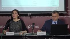 """Conferința de presă organizată de Asociația pentru Democrație Participativă ADEPT cu tema """"Bilanțul alegerii președinților raioanelor"""""""