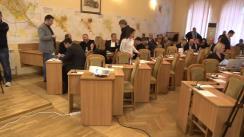 Ședința Consiliului Municipal Chișinău din 26 decembrie 2019