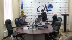 Ședința Consiliului Audiovizualului din 30 decembrie 2019