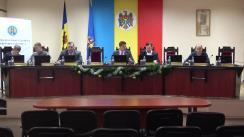 Ședința Comisiei Electorale Centrale din 31 decembrie 2019
