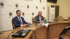 Declarații după ședința săptămânală a serviciilor primăriei Chișinău din 30 decembrie 2019