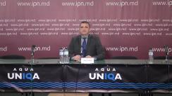 Conferință de presă susținută de Vlad Țurcanu, președintele Partidului Popular Românesc