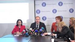 Declarație de presă susținută de Ministrul Sănătății al României, Victor Costache, cu ocazia lansării proiectului pilot privind modelul de îngrijire în sistem ambulatoriu al pacienților cu tuberculoză din România