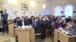Ședința săptămânală a serviciilor primăriei Chișinău din 13 ianuarie 2020